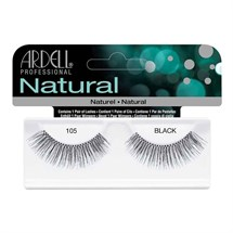 Ardell Natural Lashes - Black 105