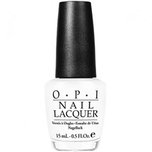 OPI Lacquer 15ml - Alpine Snow
