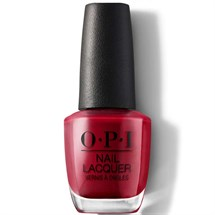 OPI Lacquer 15ml - OPI Red