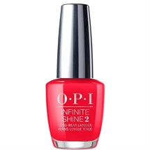 OPI Infinite Shine 15ml - Coca Cola Red