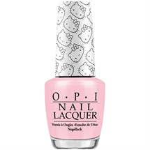 OPI Lacquer 15ml - Hello Kitty - Small & Cute