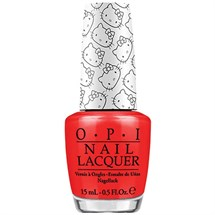 OPI Lacquer 15ml - Hello Kitty - 5 Apples Tall