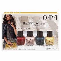 OPI Lacquer Washington DC Mini Collection (4 Pack)