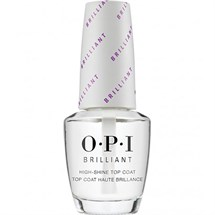 OPI Lacquer 15ml - Brilliant Top Coat