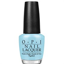 OPI Lacquer 15ml - Breakfast At Tiffany's - I Believe in Manicures