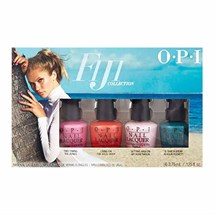 OPI Lacquer Fiji Mini Collection (4 Pack)