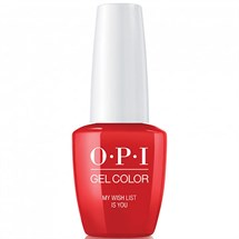 OPI GelColor 15ml - Love OPI - My Wish List Is You