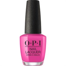 OPI Lacquer 15ml - Lisbon - No Turning Back From Pink Street