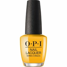 OPI Lacquer 15ml - Lisbon - Sun, Sea And Sand In My Pants