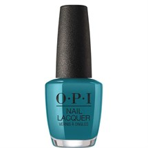 OPI Lacquer 15ml - Grease - Teal Me More, Teal Me More