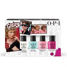 OPI Lacquer Grease Mini Collection (4 Pack)