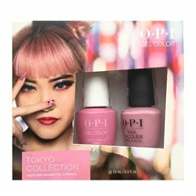 OPI Duo Set 15ml - GelColor & Lacquer - Another Ramen-Tic Evening