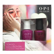 OPI Duo Set 15ml - GelColor & Lacquer - All Your Dreams in Vending Machines