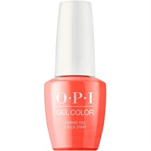 OPI GelColor 15ml - Neon - Orange You a Rock Star?