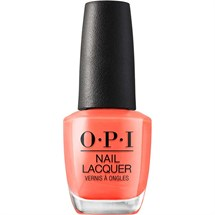 OPI Lacquer 15ml -Neon - Orange You a Rock Star?
