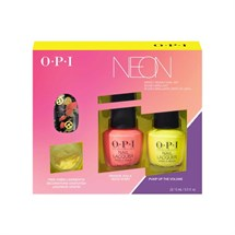 OPI Lacquer Nail Art Duo