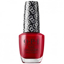 OPI Lacquer 15ml - Hello Kitty - A Kiss on the Chic