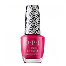 OPI Infinite Shine 15ml - Hello Kitty - All About The Bows