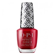 OPI Infinite Shine 15ml - Hello Kitty - A Kiss On The Chic