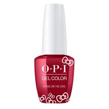 OPI GelColor 15ml - Hello Kitty - A Kiss On The Chic