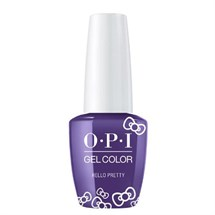 OPI GelColor 15ml - Hello Kitty - Hello Pretty