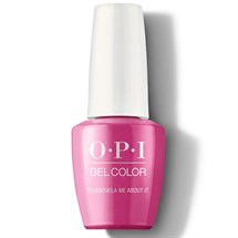 OPI GelColor 15ml - Mexico City - Telenova Me About It