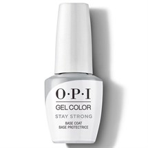 OPI GelColor Stay Strong Base Coat 15ml