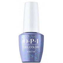OPI GelColor 15ml - Shine Bright - Bling It On!