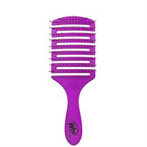The Wet Brush Flex Dry Paddle - Purple