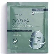 BeautyPro Purifying 3D Clay Mask - Single