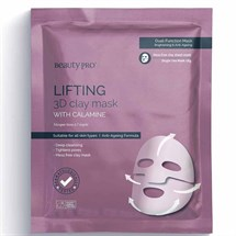 BeautyPro Lifting 3D Clay Mask - Single