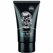 BARBER PRO Face Putty Peel-off Face Mask Tube 90g