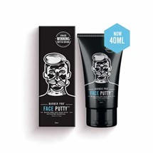 BARBER PRO Face Putty Peel-Off Mask with Activated Charcoal 40ml