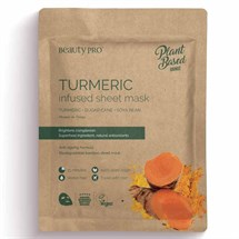 Natura Vegan Turmeric Sheet Mask