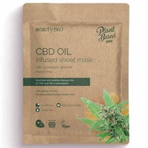 Natura CBD Oil Infused Sheet Mask