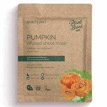 Natura Pumpkin Sheet Mask
