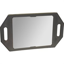 Kodo Two Handed Mirror - Black
