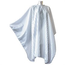 Vintage Barber Cape - White