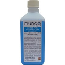 Mundo Power Plus Instrument and Tool Disinfectant 500ml (Concentrate)
