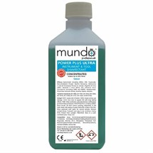 Mundo Power Plus Ultra (Concentrate) Instrument & Tool Disinfectant - 500ml