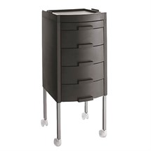 Maletti Manhatten Trolley - Black