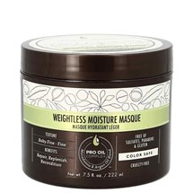 Macadamia Professional Weightless Moisture Masque 222ml