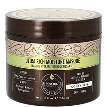 Macadamia Professional Ultra Rich Moisture Masque 236ml