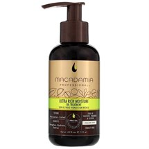 Macadamia Professional Ultra Rich Moisture Oil Treatment 125ml