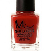 NSI Misa Nail Polish - 23 Chrysler Red