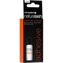 Salon System Naturalash Strip Lash Adhesive 6ml - Clear