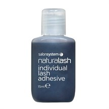 Salon System Individual Lash Adhesive 15ml - Black
