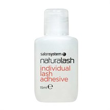 Salon System Individual Lash Adhesive 15ml - Clear