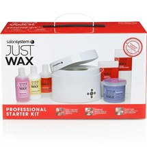 Just Wax Professional Heater Starter Kit