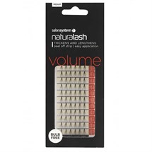 Salon System Naturalash Individual Lashes Peel Off Flare Black - Medium (Volume)